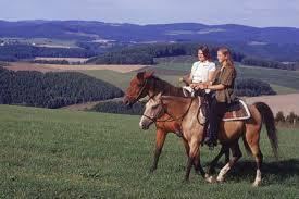 Reiten in Winterberg